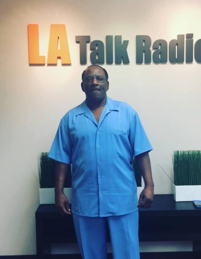 Mike Boyd at LA Talk Radio KABC